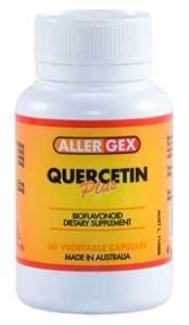 Allergex Quercetin Plus 60 Capsules