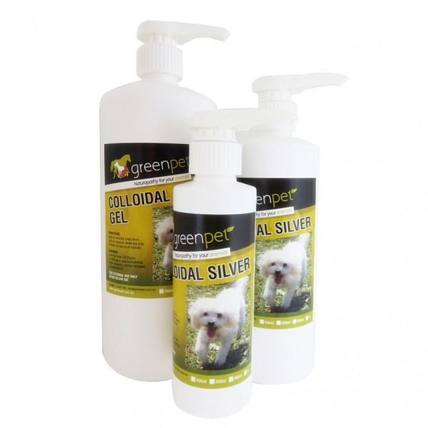 Colloidal Silver Gel low res