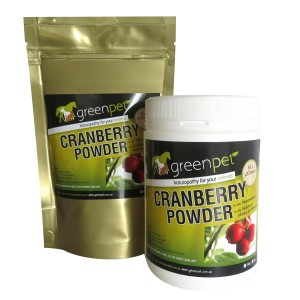 greenpet cranberry powder