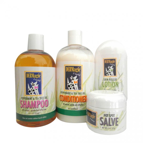 Dermagic Skin Treatment Pack for dogs