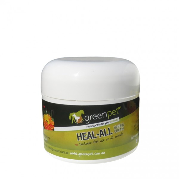 Greenpet Herbal Cream: Heal All