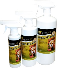 Herbal Pet Spray