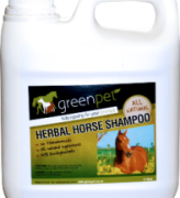 Greenpet Herbal Horse Shampoo