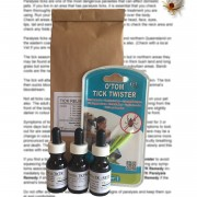 Tick relief pack