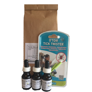 TCK Prescription Pack