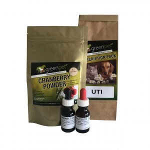 Urinary Tract (Cystitis) Support Prescription Pack
