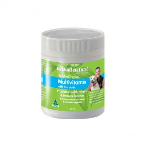 Vets All Natural Health Chews: Multivitamin with Prebiotic