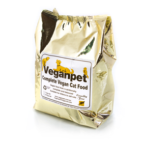Vegan Cat Food 277x277px