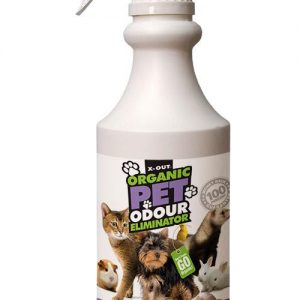 X Out Organic Litter Fresh Spray