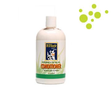 Dermagic Peppermint & Tea Tree Conditioner 355Ml