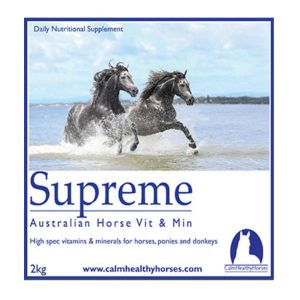 Supreme Horse Vitamins and Minerals