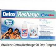 Vitaklenz Detox Recharge 90 Day Program