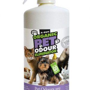X Out Pet Odour Eliminator