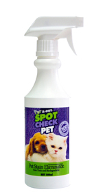 X Out Spot Check Pet Spray 500Ml