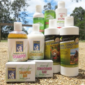 Dog Shampoo & Conditioner