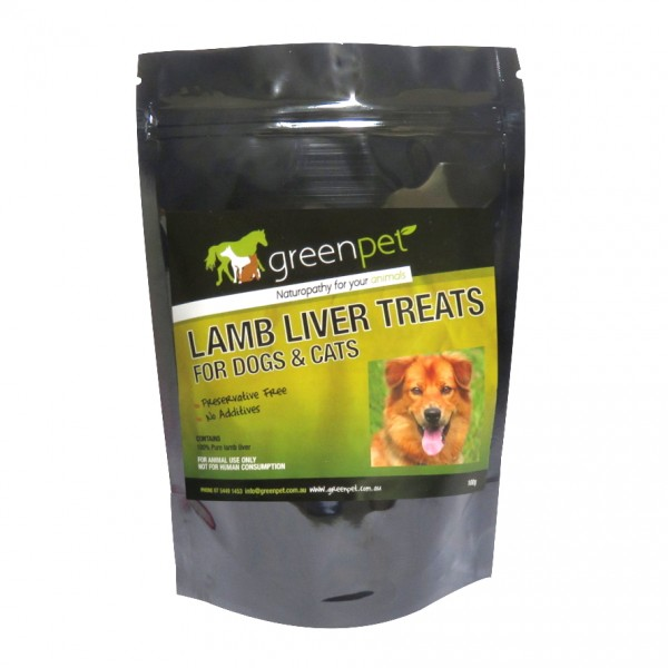 Lamb Liver Treats low res