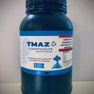 Equine Certified TMAZ Zeolite