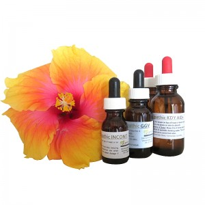 Homeopathic Prescription Formulas