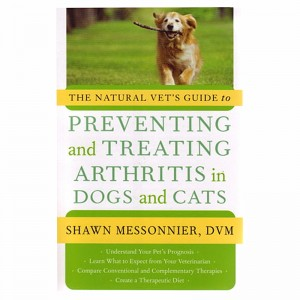 The Natural Vet's Guide to Preventing & treating Arthritis in dogs and cats