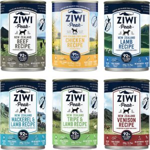 Ziwi Peak Wet Recipe for Dogs