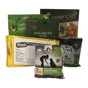 Puppy / Dog Food Sample Pack