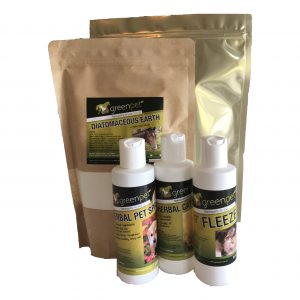 Greenpet FL Relief Pack