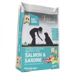 Meals for Mutts Salmon & Sardine Gluten-Free