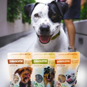 Pawsome Organic Treats