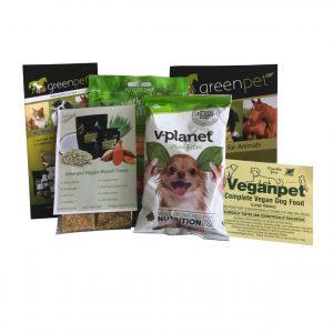 Vegan Dog Food Sample Pack