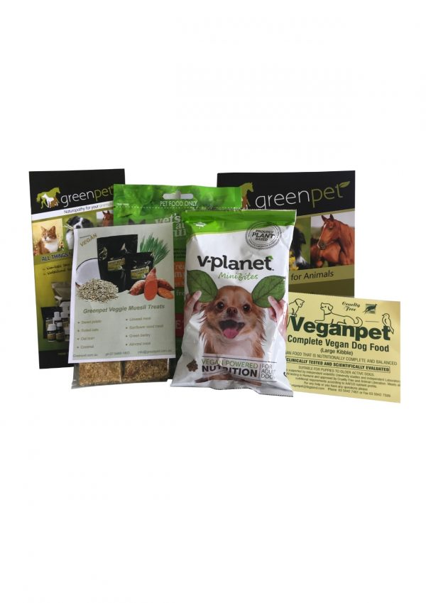 Vegan Dog Food Sample Pack