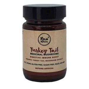 Turkey Tail Medicinal Mushroom Powder