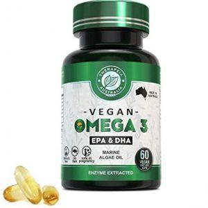 Vegan Omega-3 EPA & DHA